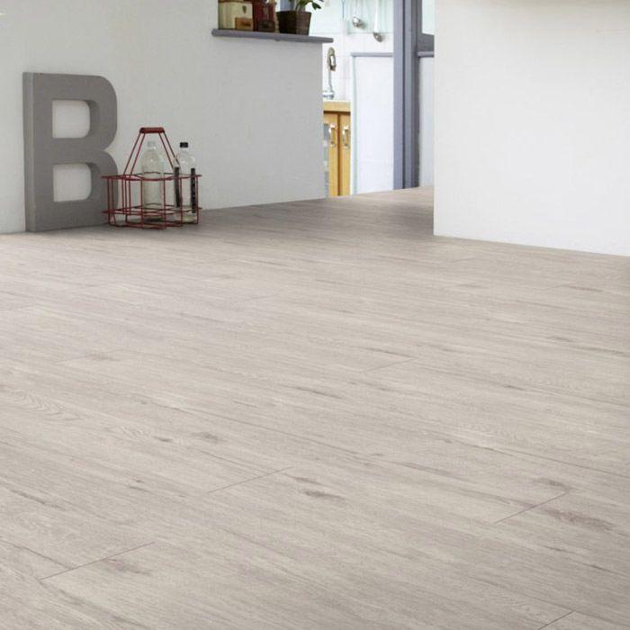 Tarkett Designboden iD Inspiration Click 55 Plus Alpine Oak White Planke 4V