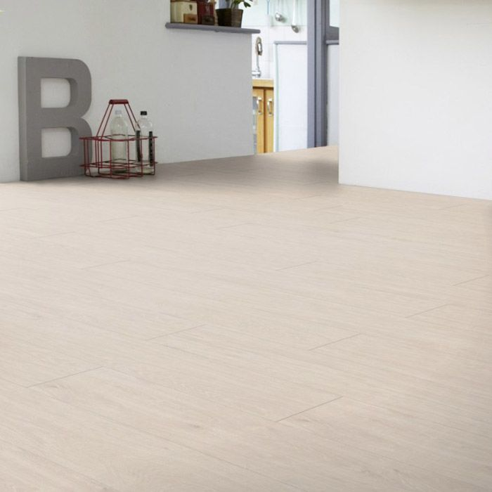 Tarkett design floor iD Inspiration Click 55 Plus Lime Oak Light Beige plank 4V