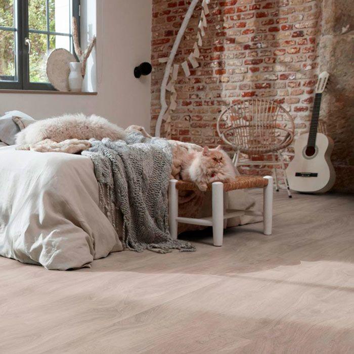 Tarkett Bioboden iD Revolution English Oak Linen Planke M4V 1220x200 mm