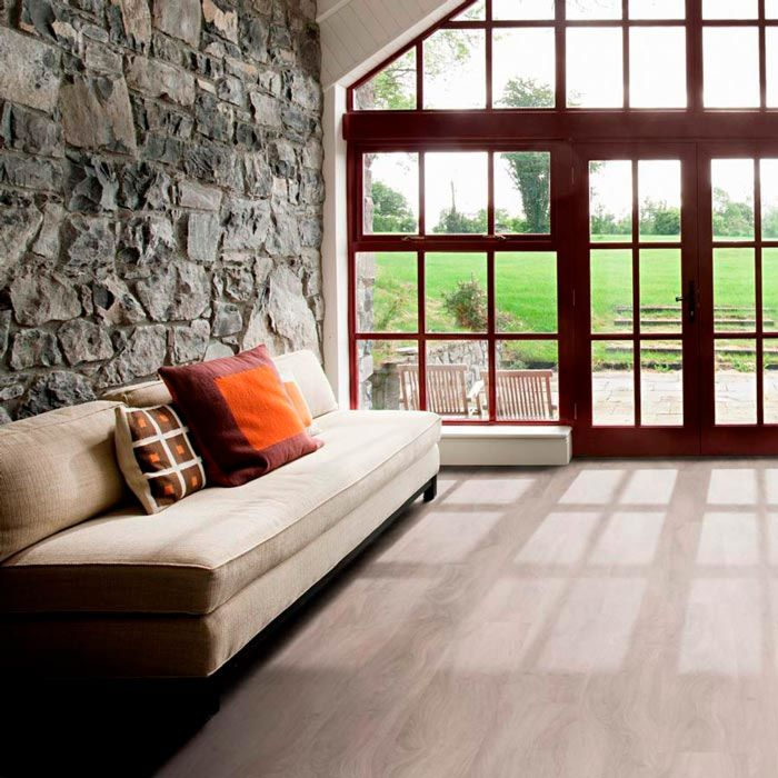 Tarkett Bioboden iD Revolution English Oak Linen Planke M4V 1220x250 mm
