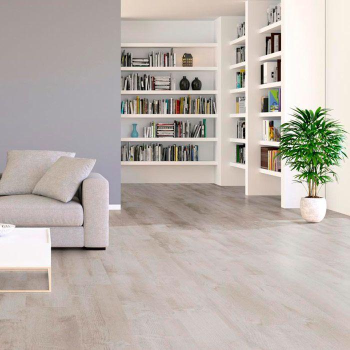 Tarkett Bioboden iD Revolution Pallet Pine Cotton Planke M4V 1220x250 mm