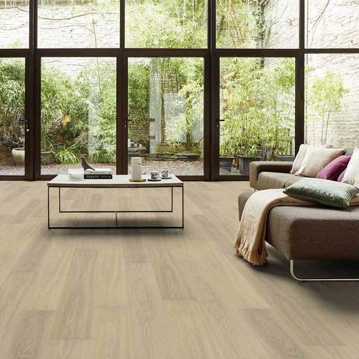 Tarkett Designboden Starfloor Click Ultimate 30 Liguria Oak Vanilla Planke M4V Akustikrücken
