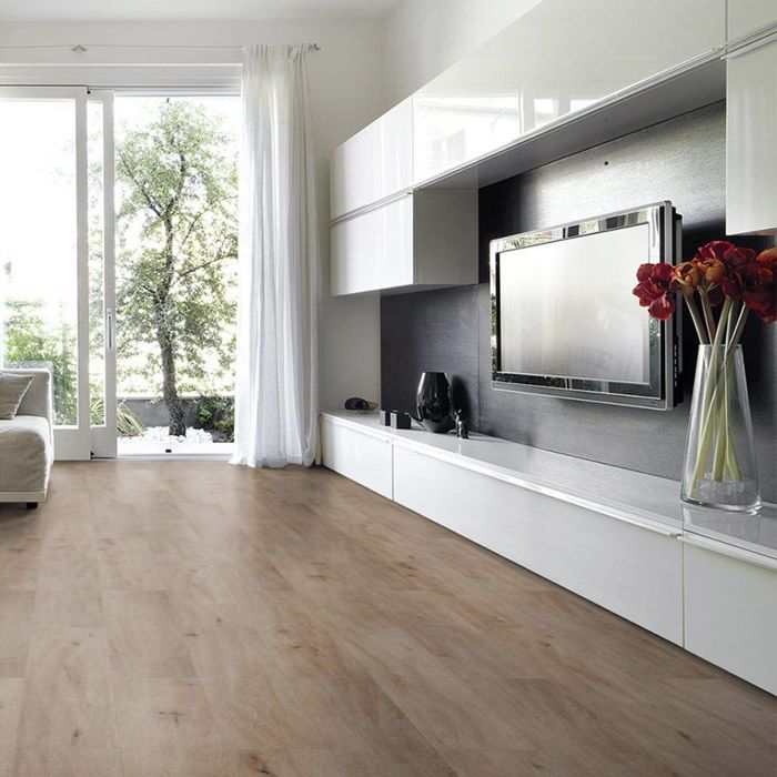 Classen Design flooring NEO 2.0 Wood Darkened Tulipier 1-strip full plank 4V for clicking in
