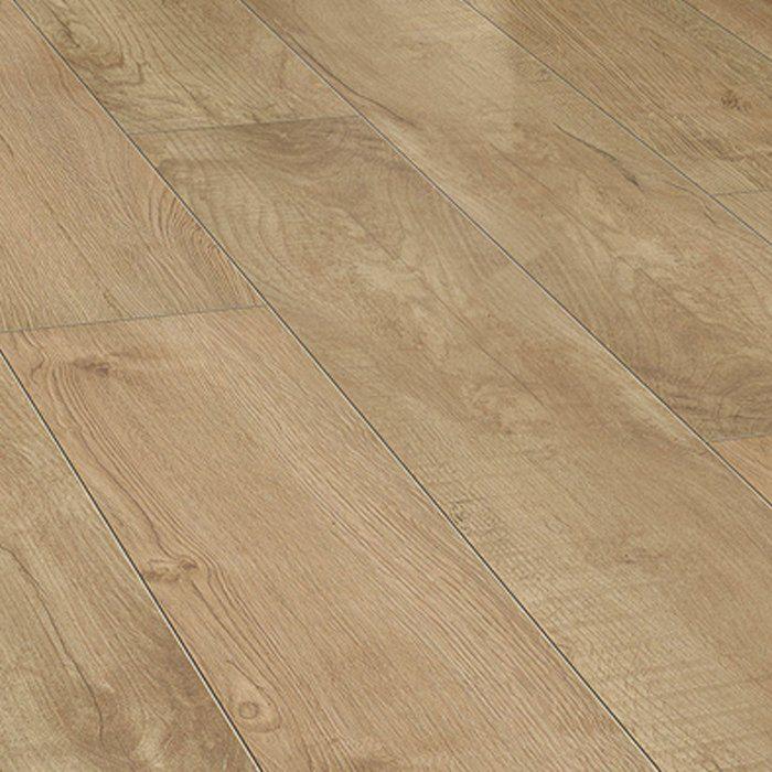 HARO Cork floor CORKETT Shabby Oak invisible Arteo XL 4V Cork impact sound insulation