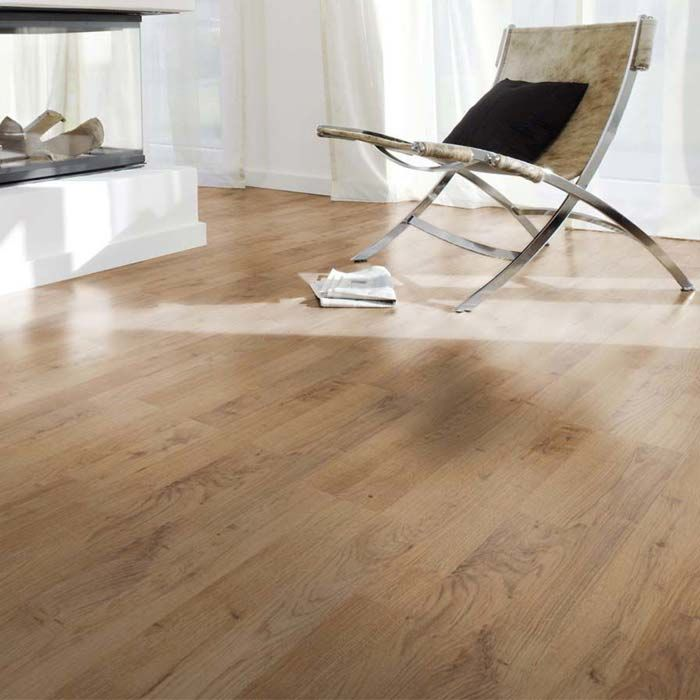 Skaben laminate Flexi Plus Plauer oak 3-plank ship's floor