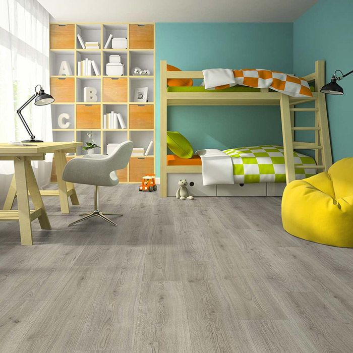 Skaben Laminate Lofty 7 Trend Oak Grey 1-plank wideplank
