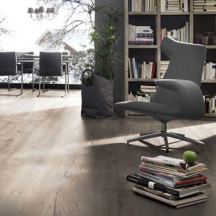Skaben Laminate Flooring XXL Plus Oak Beige 1-plank wideplank 4V