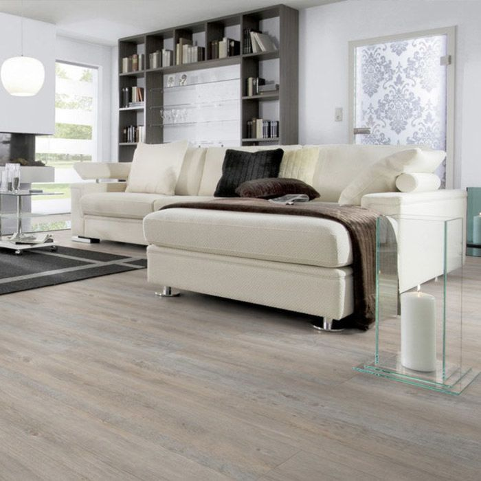 Wineo vinyl floor 400 Wood Desire Oak Light 1-plank wideplank 4V glueable