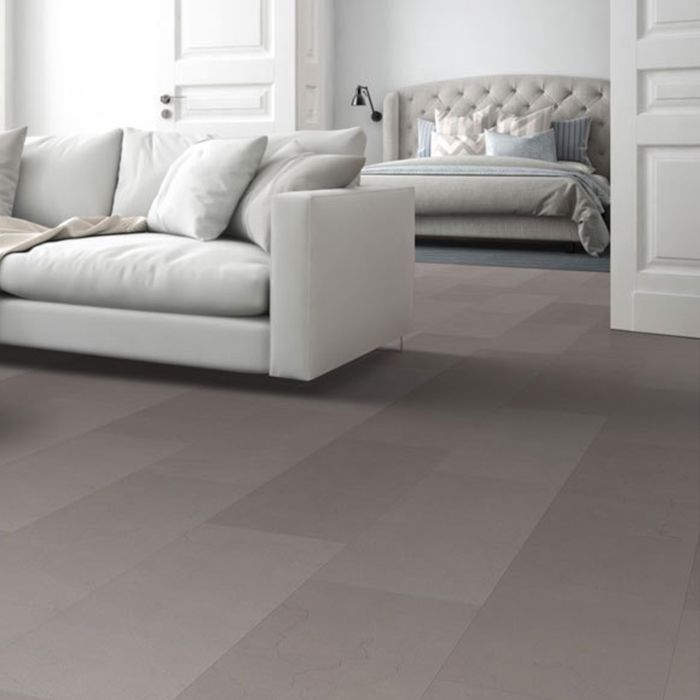 Meister Nadura Floor Premium NB 400 structured concrete warm grey 6314 tile 4V