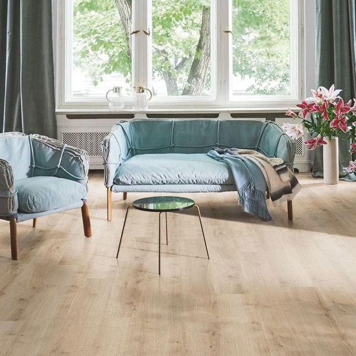 Parador Design flooring Modular ONE Oak Pure light wide plank M4V
