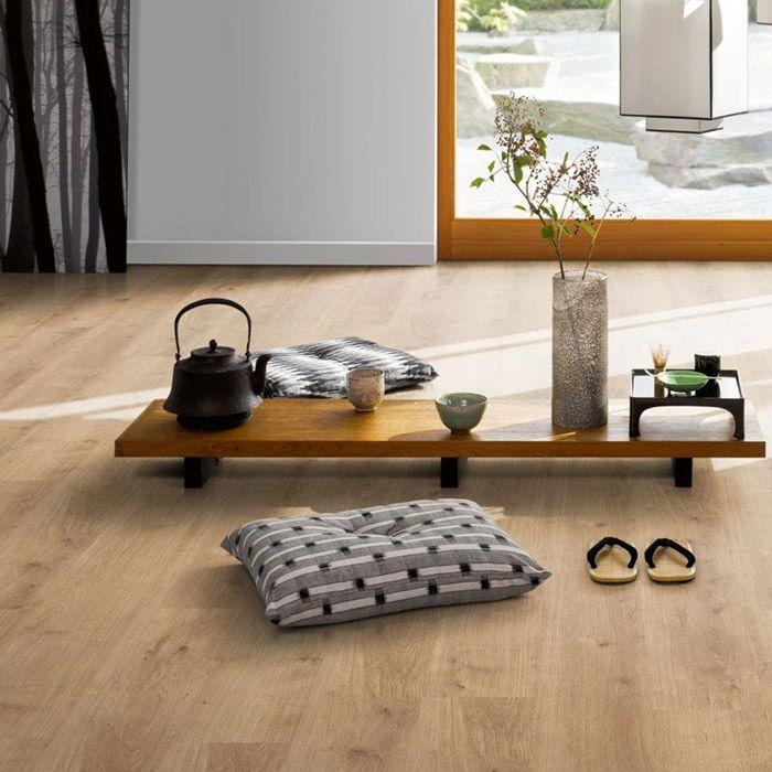 Parador Design flooring Modular ONE Oak Pure natural wide plank M4V