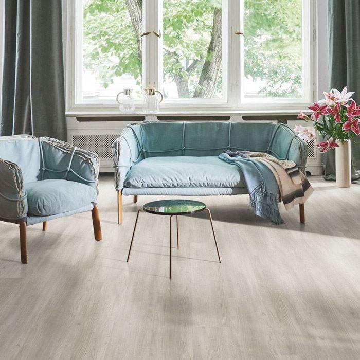 Parador Design flooring Modular ONE Pine rustic-grey wide plank M4V