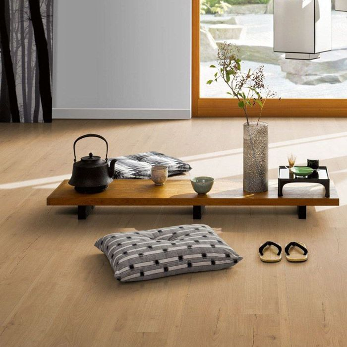 Parador Vinyl Floor Basic 4.3 Oak Infinity natural 1 frise