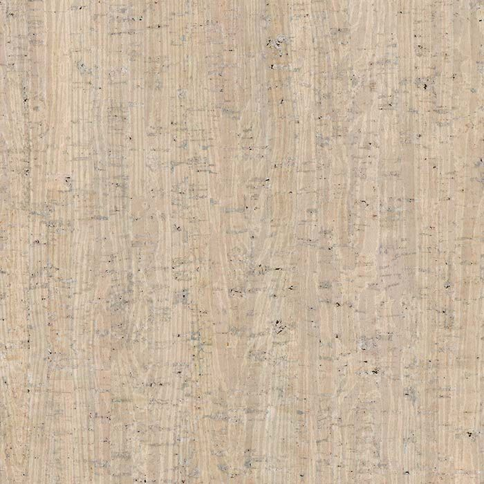Beautiful living cork floor Poel cream 1-plank wideplank