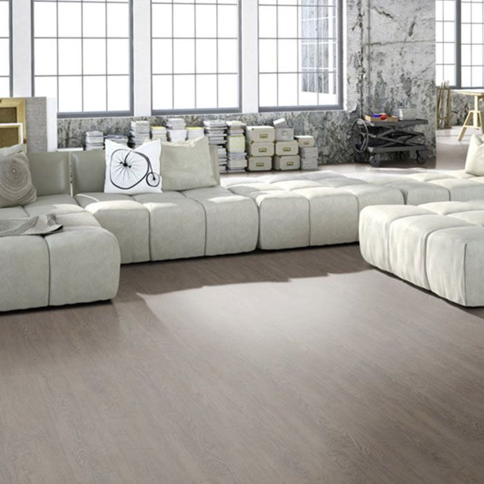 Skaben vinyl floor massive Life Click 55 pine rustic taupe 1-plank wideplank 4V to click