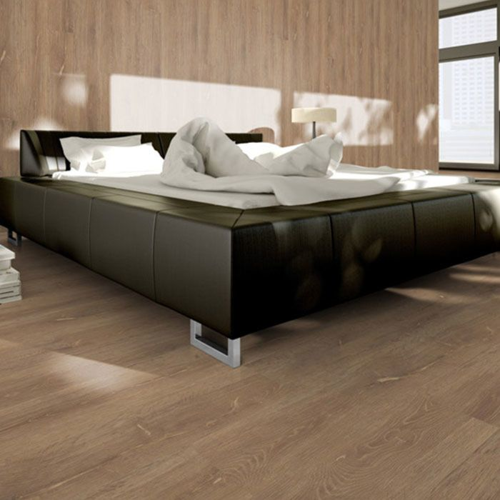 Skaben Vinyl Floor solid Life Click 55 Scarlet Oak light natural 1-plank wideplank 4V click here