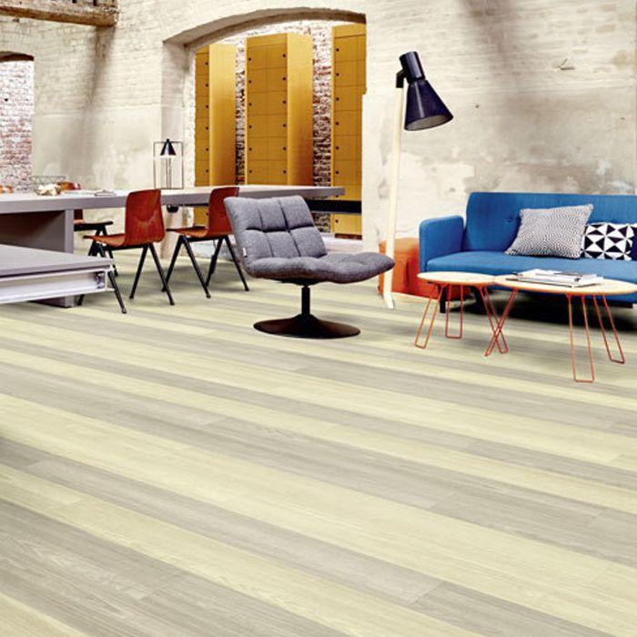 Tarkett Designboden iD Inspiration Click 55 Patina Ash Beige Planke 4V