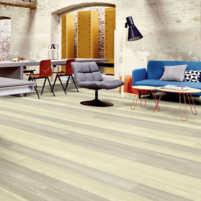 Tarkett Design Flooring iD Inspiration Click 55 Patina Ash Brown Plank 4V