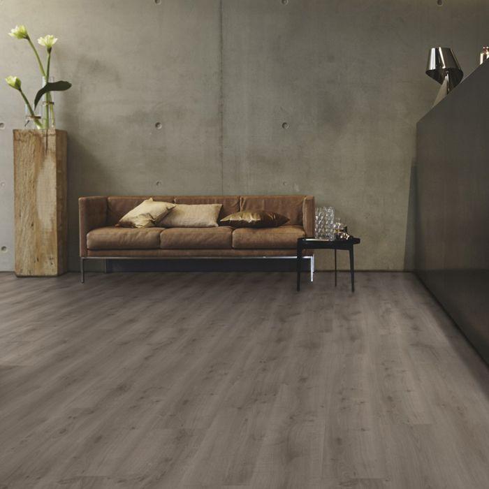 Tarkett Designboden iD Inspiration Click 55 Rustic Oak Dark Grey Planke 4V