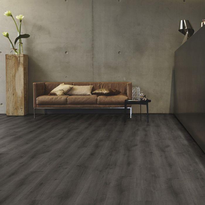 Tarkett Designboden iD Inspiration Click 55 Rustic Oak Stone Brown Planke 4V