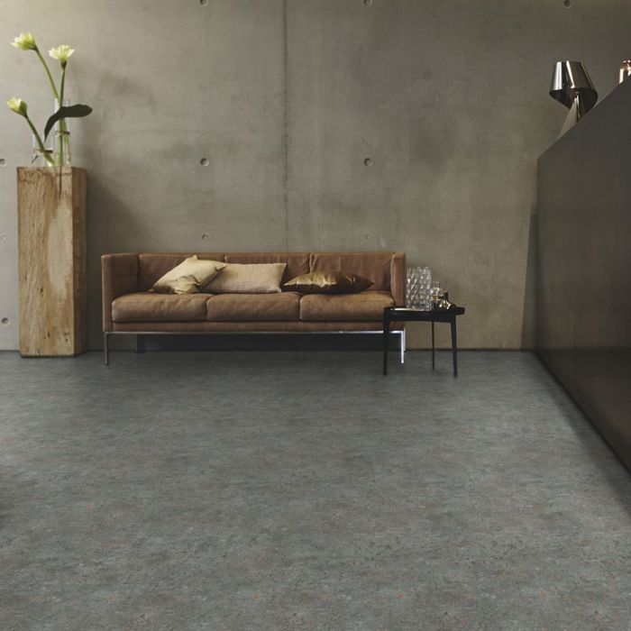Tarkett Design Flooring iD Inspiration Click 55 Terrazzo Green Tile 4V