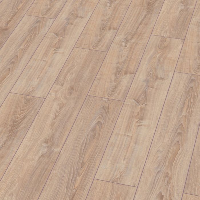 Laminate Select Whitewashed Oak D2987 1-Strip 4V width 193mm