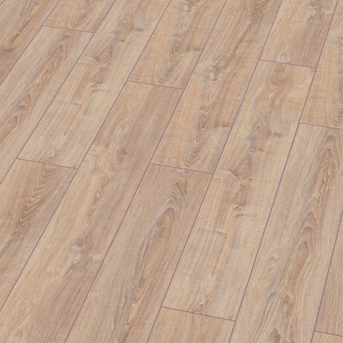 Suelo laminado Select Whitewashed Oak D2987 1-Tablilla 4V ancho 193mm