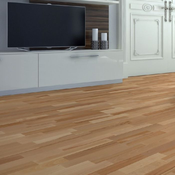 Tarkett Parquet Pure Robust Beech 3-strip floor