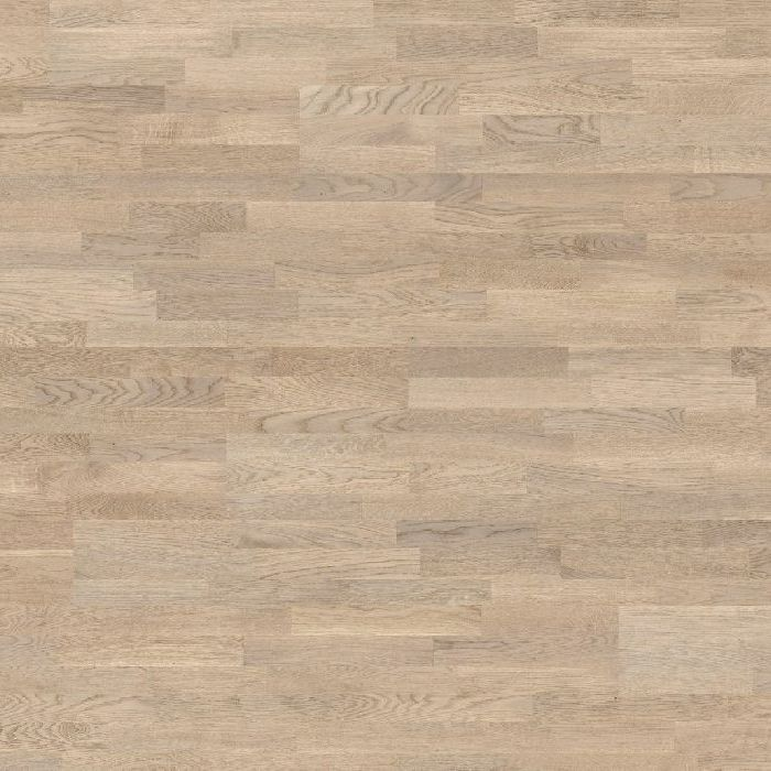 Tarkett Parquet Shade Natural Oak Misty Grey 3-strip ship's floor