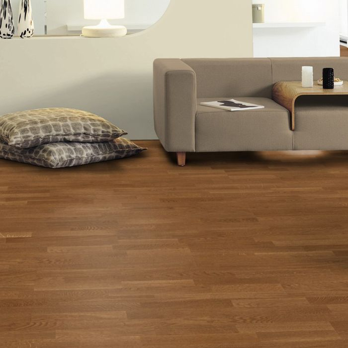 Tarkett Parquet Shade Nature Oak Praline 3-strip / TreS
