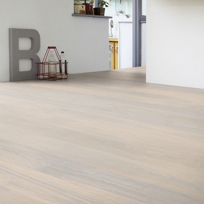 Tarkett Parquet Shade Robust Oak Cotton White 1-strip / plank XT XL M2V