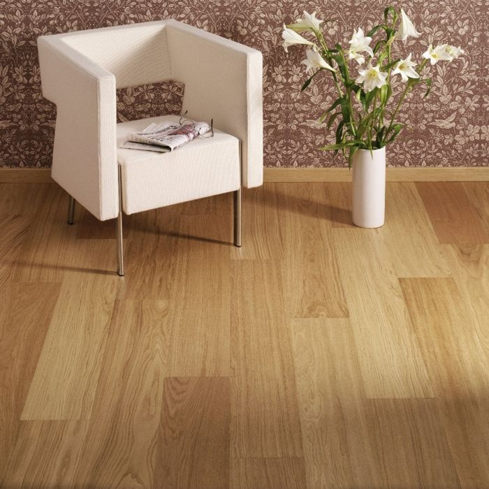 Parquet Flooring Viva 1-plank nature oak wideplank M4V