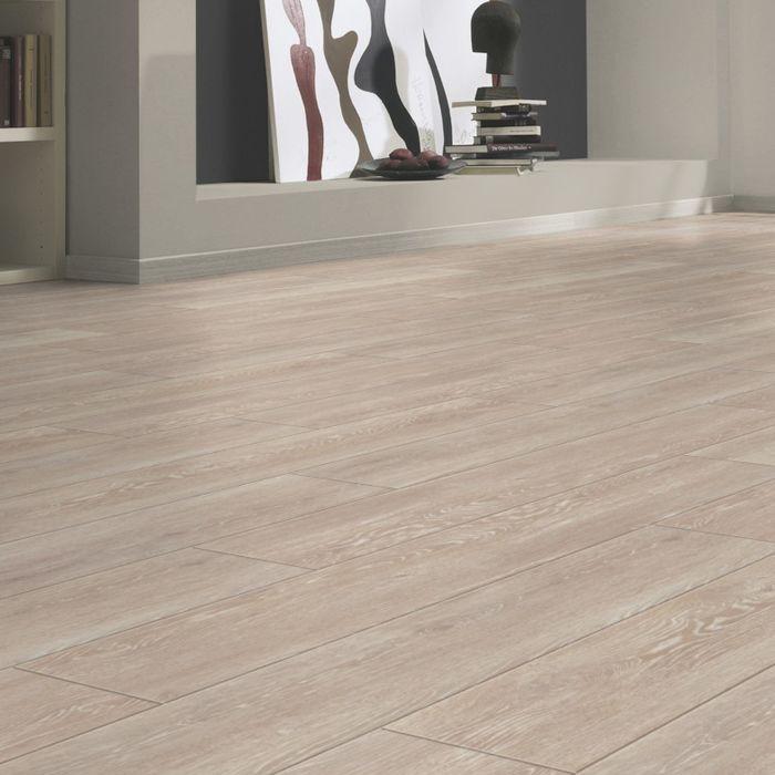 Tarkett Vinylboden Starfloor Click 30 Beige Cerused Oak Planke M4V