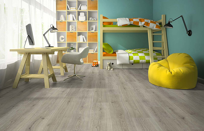 Skaben Laminat Lofty 7 Trend Oak Grey 1-strip wide plank