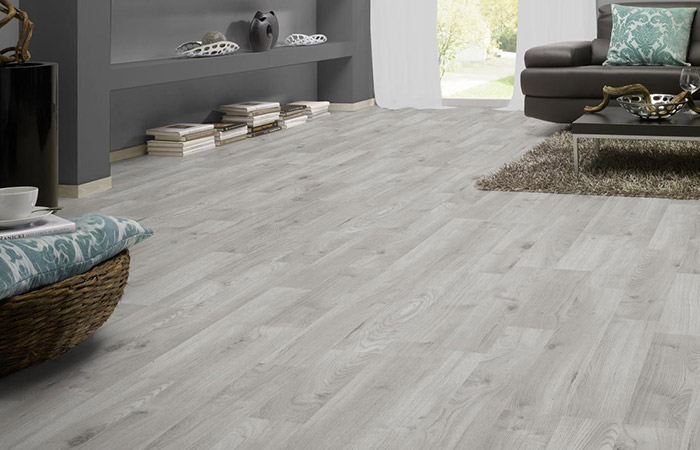 Skaben Laminat Lofty 7 Winter Oak Grey 2-strip